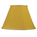Empire Candle Shade Gold Dupion